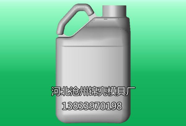 农药塑料瓶模具