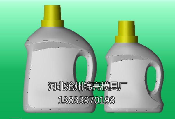机油壶模具
