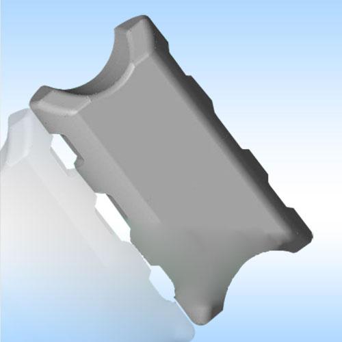 塑料包装模具三维图