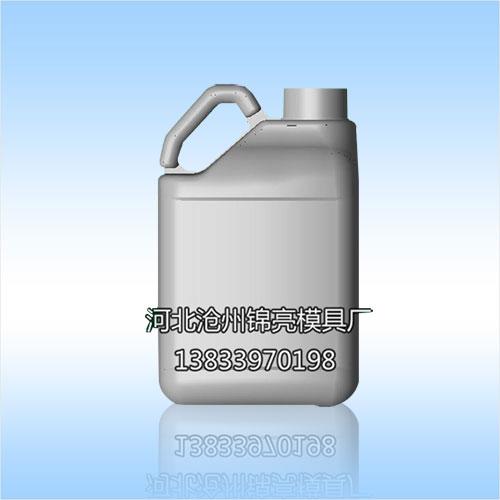 农药瓶塑料模具